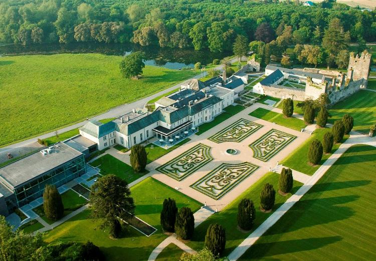 Castlemartyr Resort: 1 Night Stay Including Breakfast for 2 People + €40 Credit for Golf or Spa (48% OFF)