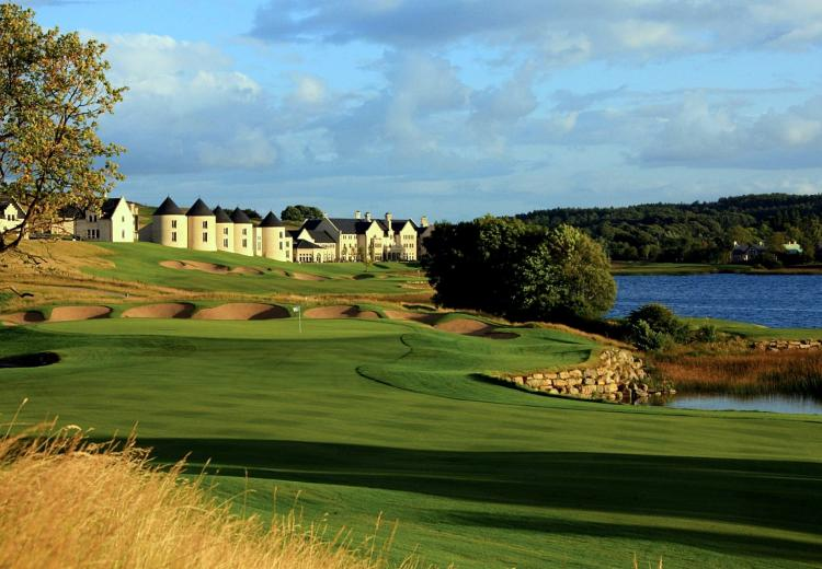Lough Erne Resort: 2 Green Fees (51% OFF)