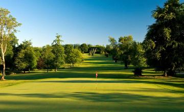 Dundrum House Golf & Leisure Resort: 2 Green Fees + A Buggy + Dinner (57% OFF)