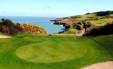 Wicklow Golf Club: 2 Green Fees or 2 Green Fees + A Buggy (58% OFF)