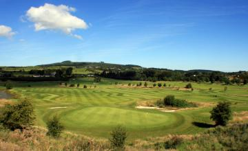 Lisheen Springs Golf Club: 2 Green Fees or 2 Green Fees + A Buggy (59% OFF)
