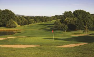 Craddockstown Golf Club: 2 Green Fees (50% OFF)