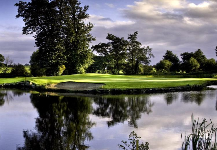 The K Club: 2 or 4 Green Fee (54% OFF)