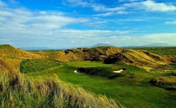 Carne Golf Links: 2 Green Fees + A Buggy (55% OFF)