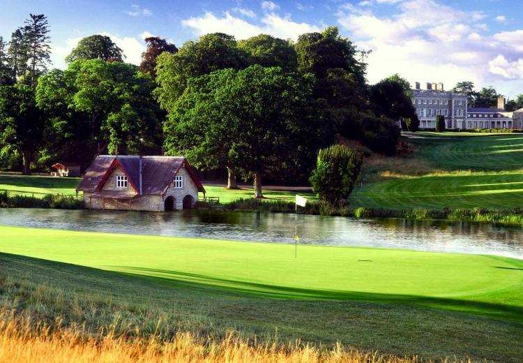 Carton House: 1 or 2 Green Fees + A Buggy (60% OFF)