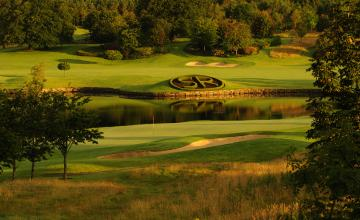 Slieve Russell Golf Club: 2 Green Fees + A Buggy  (55% OFF)