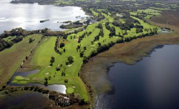 Athlone Golf Club: 2 Green Fees + A Buggy (56% OFF)