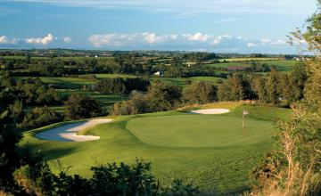 The Blarney Hotel & Golf Resort: Golf, Breakfast & A Pull Trolley For 2 People (51% OFF)
