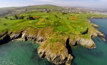 Wicklow Golf Club: 2 Green Fees or 2 Green Fees + A Buggy (58% OFF)