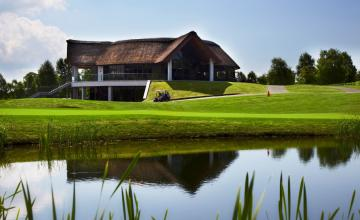 Bunclody Golf & Fishing Club: 2 Green Fees + A Buggy (51% OFF)