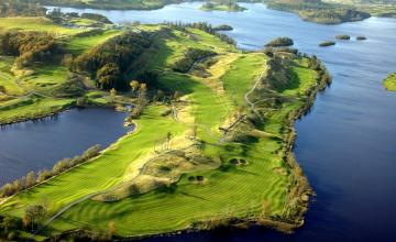 Concra Wood Golf & Country Club: 2 Green Fees + A Buggy (58% OFF)