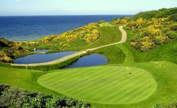 Wicklow Golf Club: 2 Green Fees  (58% OFF)