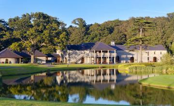 Fota Island Resort: 2 Green Fees & 2 Clubhouse Burgers (55% OFF)