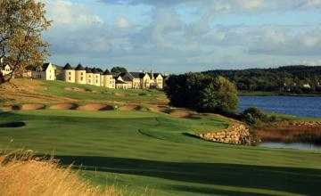 Lough Erne Resort: 2 Green Fees + A Buggy (63% OFF)