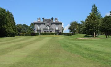 Knockanally Golf Club: 2 Green Fees + Trolleys  (56% OFF)