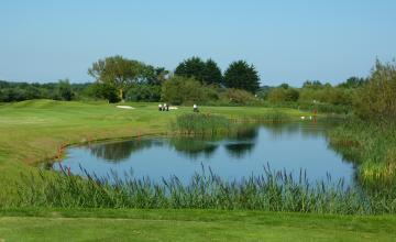 Balcarrick Golf Club: 2 Green Fees or 2 Green Fees & A Breakfast Bap (52% OFF)