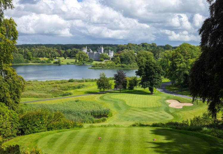 Dromoland Castle Golf & Country Club: 2 Green Fees + A Buggy (53% OFF)
