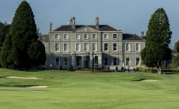 Faithlegg House Hotel & Golf Club: 2 or 4 Green Fees + A Breakfast Bap + Tea or Coffee (42% OFF)