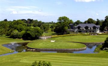 Corrstown Golf Club: 2 or 4 Green Fees  (51% OFF)