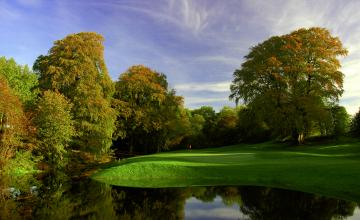New Forest Golf Club: 2 Green Fees + A Buggy (51% OFF)