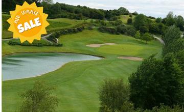 Esker Hills Golf Club: 2 Green Fees + A Buggy (51% OFF)