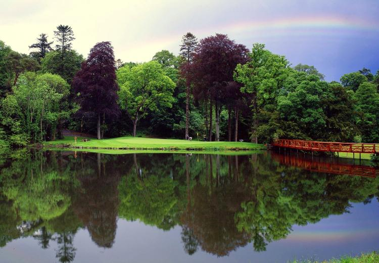 Carton House: 2 Green Fees + A Buggy + Range Balls  (46% OFF)