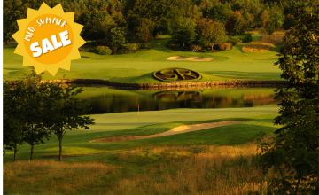 Slieve Russell Golf Club: 2 Green Fees + A Buggy  (61% OFF)