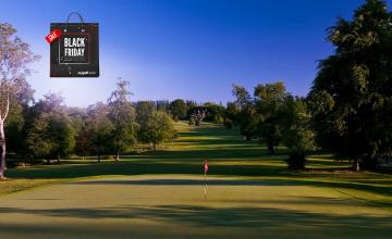 Dundrum House Golf & Leisure Resort :2 Green Fees  + 2 Main Courses (51% OFF)