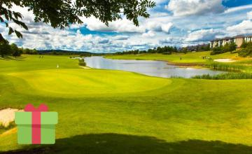 The Heritage Golf Resort: 2 or 4 Green Fees + Buggies (54% OFF)