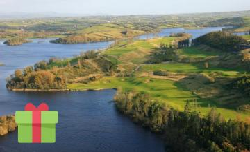 Concra Wood Golf & Country Club: 2 Green Fees (51% OFF)