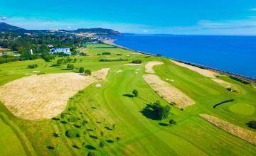 Charlesland Golf Club: 2 Green Fees + A Buggy (57% OFF)