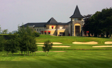 Great National Ballykisteen Golf Hotel: 2 Green Fees + Breakfast Baps (57% OFF)