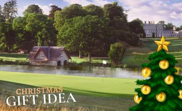 Carton House: 2 Green Fees + Pull Trolleys & More (44% OFF)