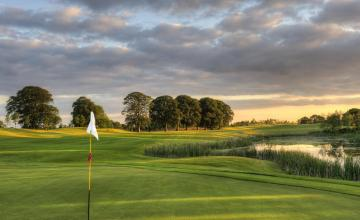 Knightsbrook Hotel, Spa & Golf Resort: 2 Green Fees (50% OFF)