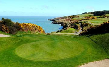 Wicklow Golf Club: 2 Green Fees or 2 Green Fees + A Buggy (44% OFF)