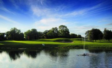 2 Green Fees or 2 Green Fees + A Buggy (60% OFF)