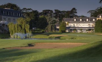 Citywest Hotel & Golf Resort: 2 Green Fees + A Buggy (53% OFF)