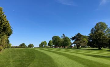 Edenderry Golf Club: 2 Green Fees  (52% OFF)