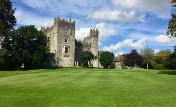 Kilkea Castle Golf Club: 2 Green Fees +  A Buggy   (46% OFF)