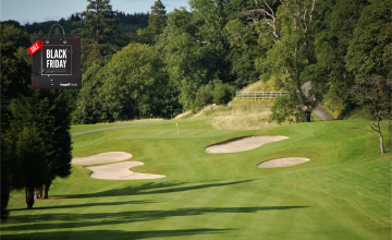 Castlecomer Golf Club: 2 Green Fees or 2 Green Fees + A Buggy (54% OFF)