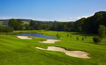 Bunclody Golf & Fishing Club: 2 Green Fees + A Buggy (41% OFF)