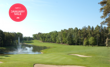 Portumna Golf Club: 2 Green Fees + A Buggy (51% OFF)