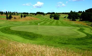 Dunmurry Springs Golf Club: 2 or 4 Green Fees + Trolleys (64% OFF)