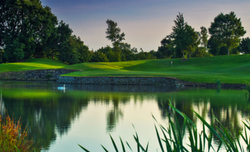 St. Margaret's Golf & Country Club: 2/3 or 4 Green Fees + Burger & Chips (60% OFF)