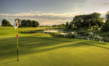 Knightsbrook Hotel, Spa & Golf Resort: 2 Green Fees (44% OFF)