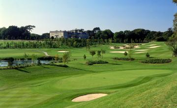 Palmerstown House Estate: 2 Green Fees, Breakfast & Trolleys (29% OFF)