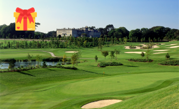 Palmerstown House Estate: 2 or 4 Green Fees, Breakfast & Trolleys (34% OFF)