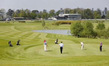 Gowran Park: 2 Green Fees + A Buggy (54% OFF)