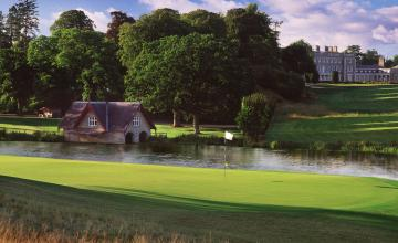 Carton House: 2 Green Fees  (47% OFF)