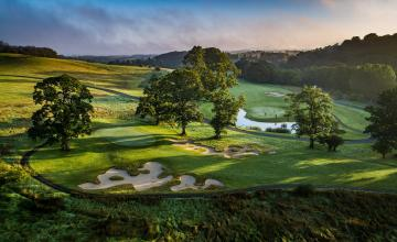 Farnham Estate Spa & Golf Resort: 2 or 4 Green Fees  (25% OFF)